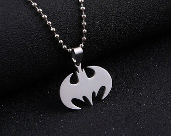 Bat Man Ball Chain