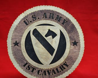 US ARMY 1st Cavalry Tribute