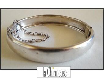 Antique Sterling Silver Bracelet /BRACELET money NAPOLEON I I I / ring silver Bracelet.