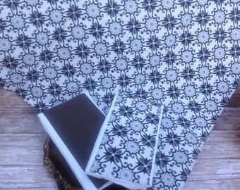 Baby Blanket Set - Modern Baby Gift Set Nursery Decor Burp Cloths New Mom Gift Baby Gift  Gift For Her Flannel Blanket/ Newborn