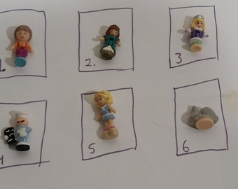 Choose 1: Polly Pocket Doll