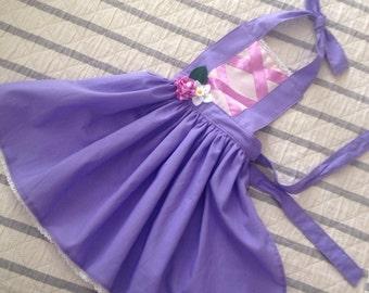Rapunzel dress-up Apron
