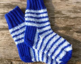 Handmade children socks