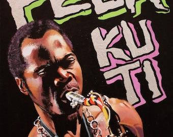 Fela Kuti PRINT