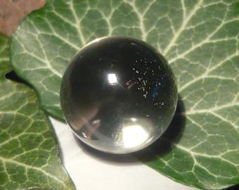 Rock Crystal, 57.2ct Polished Sphere