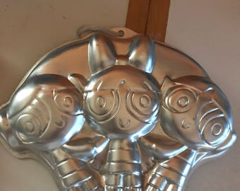 Power Puff Girls Wilton Cake Pan