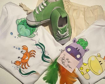 Personalized Baby pack II
