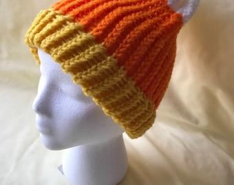 SALE** Candy Corn hat