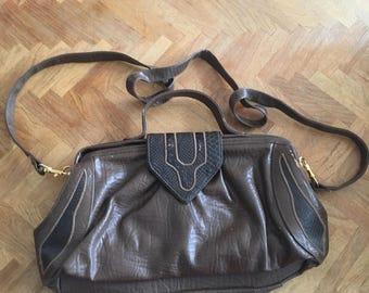 Vintage Sylvia purse 1980s