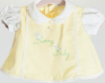 Vintage Bunny Top Newborn