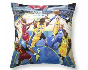 Mamba Era - Pillow