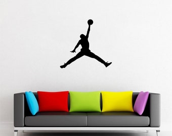 jordan wall decal etsy jordan wall decal ebay