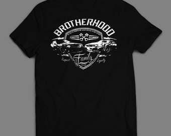 Fast and the Furious Inspired Brotherhood T-shirt - More Colors Available Now -