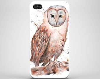 Iphone 7/6/5/4, Samsung S4/S5/S6/S7, phone case, case, owl phone case, strong case, owl