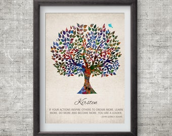 Personalized Wedding Amp Family Tree Custom Art Prints By