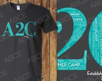 A2C Words Shirt