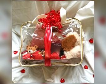 LARGE Valentines gift set