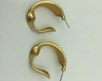 Gold Tone Post Earrings       BUY 3 Get 1 FREE