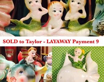 LAYAWAY PAYMENT 9 - Taylor