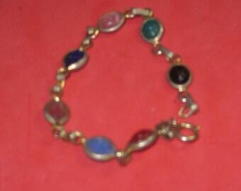 A-20 Vintage  Bracelet 6 in long