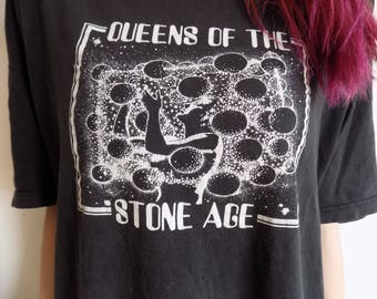FREE SHIPPING! Queens Of The Stone Age T-shirt