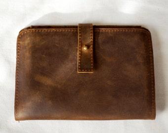 real leather woman wallet - portafogli donna in vera pelle