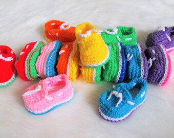 Gumball Baby Shoes