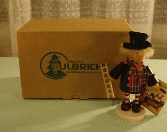 Christian Ulbricht Incense Smoker with Original Box