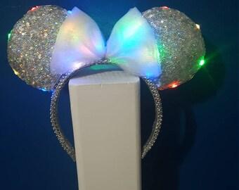 That Light Up Minnie Mouse Headbands Wwwpicturessocom