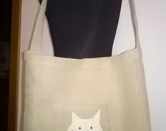 Ecosustainable  Shopping Tote Bag