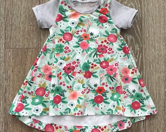 Dress flowers Mint