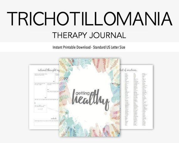 Are You Writing in a Trichotillomania  Therapy Journal?
