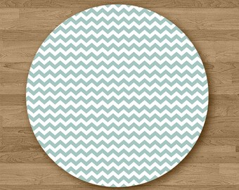 Zig Zag Mousepad Mouse Pad Office Desk Accessories Gift Christmas