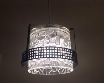Mid century pendant light / 60s / vintage / Pilastro Tomado style / retro