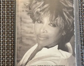 Tina Turner Whats Love Got To Do With It / Rare Made In Indonesia Version