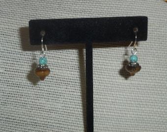 Acorn Earrings #63