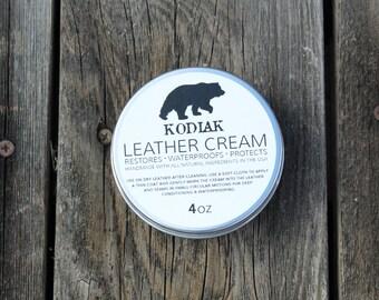 Kodiak Leather Cream