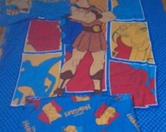duvet cover + was Hercules disney