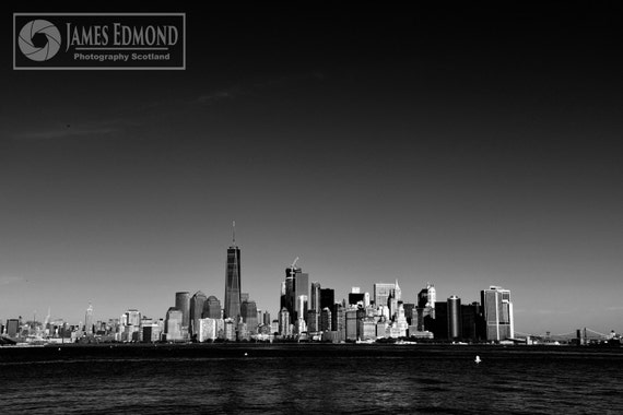 New York, Digital Download, New York Landscape, Travel, Monochrome, NYC Prints, NYC photography, Landscape, Cityscape, Monochrome, City