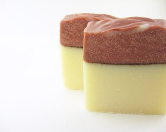 Stink Away Soap, using baking soda and cedarwood essential oil, cross fit and yoga help Handcrafted Soap, Cold Process