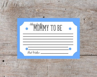 Mom to Be, Blue Baby Shower Cards, Baby Shower Printables, Baby Shower Game Ideas, Games for Baby Shower, Baby Shower Ideas