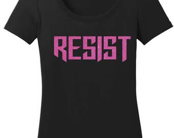 Feminist T-Shirt / Feminist Shirt / Womens Rights / Womans March / Resist T-Shirt / Equal Rights / Graphic T-Shirt / T-Shirt / tshirt