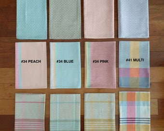 Napkins/Placemats/Bread Cloths - French