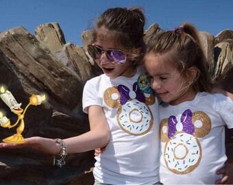 Minnie Shirt |  Disney Shirt For Women | Donut Shirt | Minnie Birthday Shirt | Personalized Minnie Shirt | Minnie Mouse Birthday | Minnie