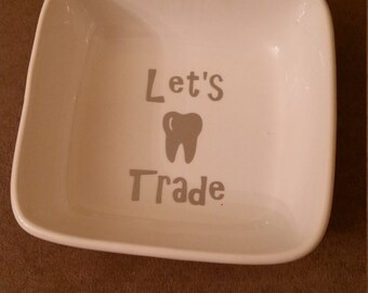 Tooth Fairy Bowl