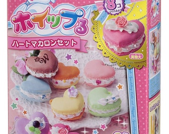 "Whipple Fake Sweets Making Kit,""Whipple Heart Macaroon set""[B01HXUAJ4Q]"