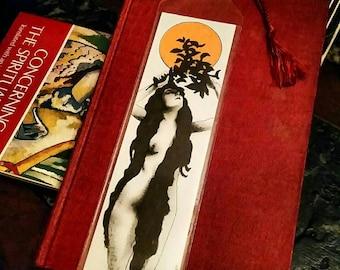 Daphne Hand Drawn Bookmark - Louis Braquet Art