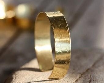 Hammered Brass Cuff bracelet/ Handmade Brass bracelet/Wide cuff bracelet/ Woman's Cuff bracelet/ Unique design Cuff bracelet/ Handmade Cuff