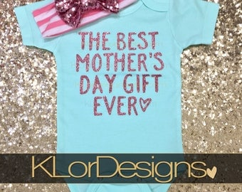 new mom gift, Best mother's day gift, first time mom gift, first Mother's day, Mother's Day Gift,  baby girl, mom gift, baby girl outfit