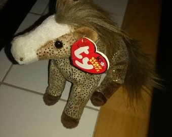 Filly TY Beanie Baby Horse